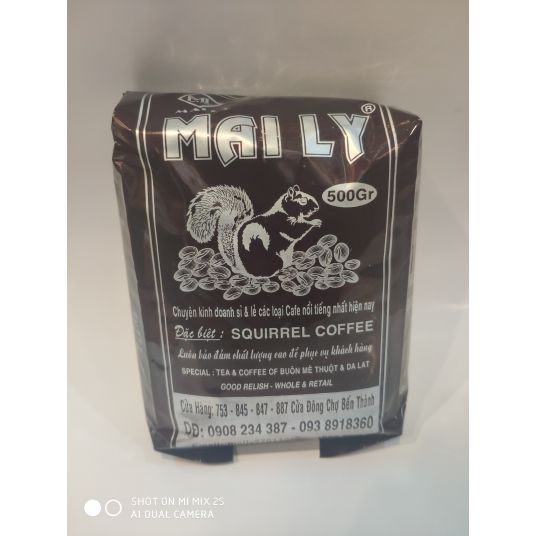 Squirrel Coffee 500g