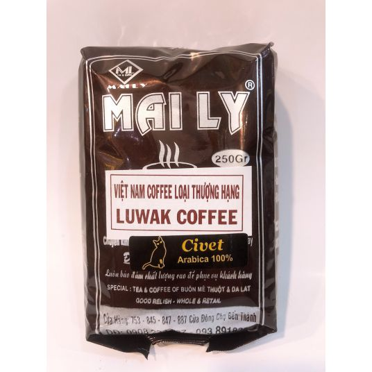 Luwak Coffee 250g